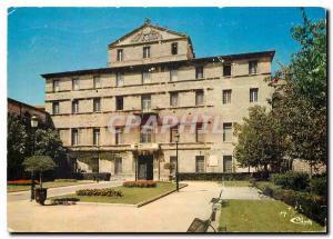 Moderne Karte Montpellier Herault l'Ancien Hotel de Ville