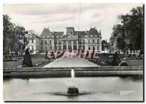 Moderne Karte Luneville Le Chateau vu du Bassin Central