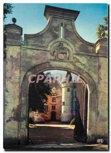 Moderne Karte Chanonat (P de D) Chateau de Varvasse