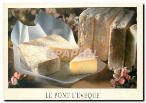 Moderne Karte Le Pont L'Eveque