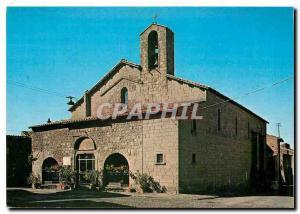Moderne Karte Viterbo Piano Scarano Chiesa di S Andrea Apostolo secolo XII