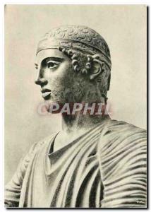 Moderne Karte The Charioteer of Delphi