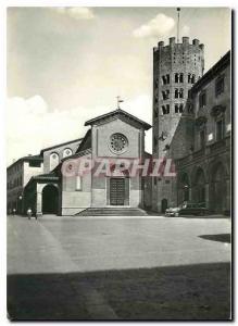 Moderne Karte Orvieto Chiesa di S Andrea