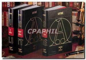 Moderne Karte Dictionnaire Le Litre