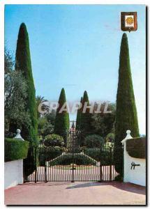 Moderne Karte Le Cannet Cote d'Azur Yakymour