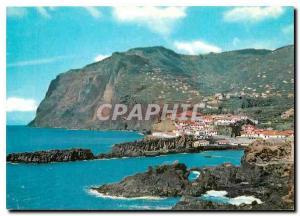 Moderne Karte Madeira Cabo Gireo