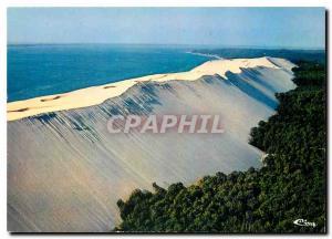 Moderne Karte Pyla sur Mer Gironde La dune