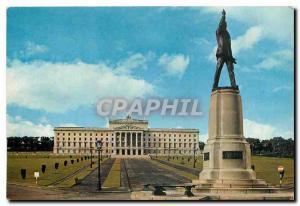 Moderne Karte Parliament Buildings Stormont Belfast