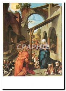 Moderne Karte Albrecht Durer Paumgartner Altar Geburt Christi Bayerische Staatsgemaldesammlungen Munchen
