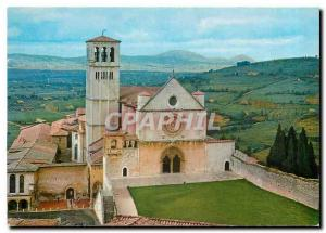 Moderne Karte Assisi Basilica di S Francesco Eglise Superiore