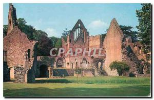 Moderne Karte Dryburgh Abbey Berwickshire