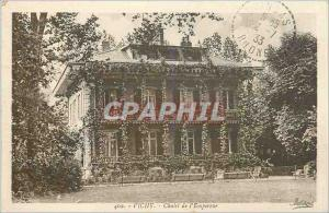 Ansichtskarte AK VICHY Chalet de l'Empereur