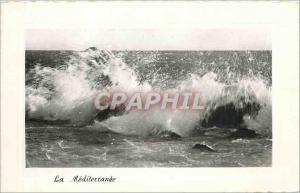 Ansichtskarte AK La Mediterranee
