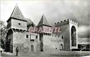 Ansichtskarte AK Cahors Lot La Barbacane et tour des Pendus
