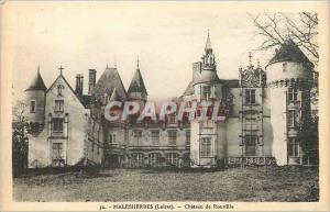 Ansichtskarte AK Malesherbes Loiret Chateau de Rouville
