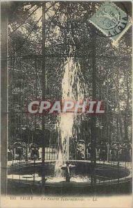 Ansichtskarte AK Vichy la Source Intermittente