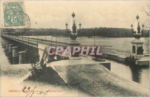 Ansichtskarte AK Briare Loiret Pont Canal