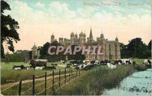 Ansichtskarte AK Burghley House Stamford Vaches