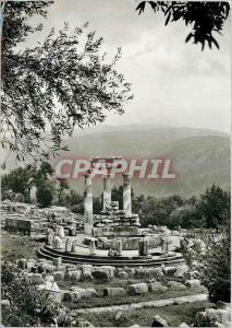 Moderne Karte Delphi Der Tholos