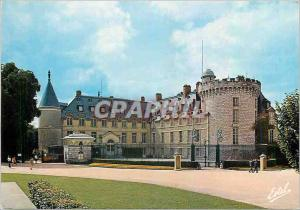 Moderne Karte Rambouillet (Yvelines) Le chateau residence presidentielles