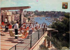 Moderne Karte Mallorca Porto Cristo Restaurante Bar Souvenirs