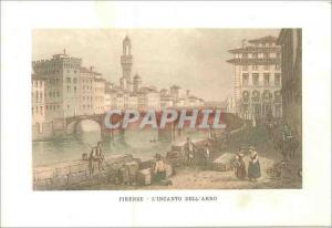 Moderne Karte Firenze L'Incanto Dell Aarno
