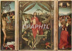 Moderne Karte Hans Memling VERS 1430 1494 Martyre de saint Sebastien