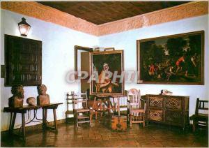 Moderne Karte Museo de el Greco (Toledo) Studio du Peintre