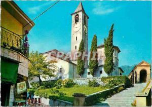 Moderne Karte Baveno (Lago Maggiore) Chiesa Parrocchiale
