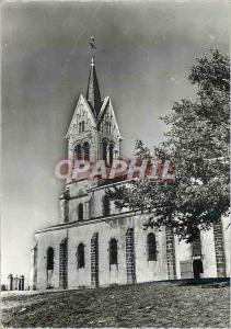 Moderne Karte Lormes Nievre L'Eglise St Alban