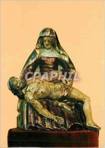 Moderne Karte Ambert Statue de ND de Layre