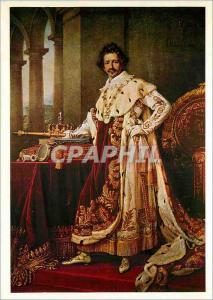 Moderne Karte Joseph Stieler Konig Ludwig I von Bayern Bayerische Staatsgemaldesammlungen Munchen