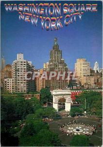 Moderne Karte Greenwich Village and washington arch New Yock City