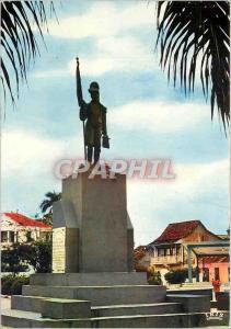 Moderne Karte Haiti Cap Haiti Monument aux martyrs