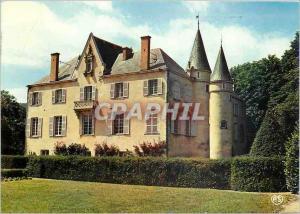 Moderne Karte Chanonat (Puy de Dome) Chateau de Varvasse