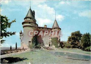 Moderne Karte Les Beaux Sites de France Mercues (Lot)