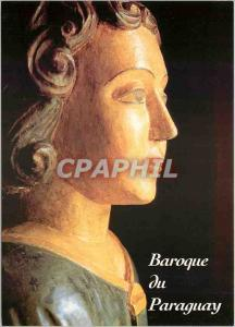 Moderne Karte Baroque du Paraguay du 20 decembre 1995 au 24 fevrier 1995