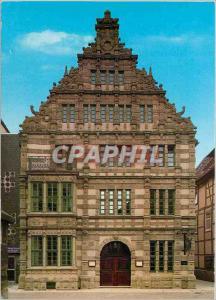 Moderne Karte Rattenfangerhaus arbaut 1602 /1603