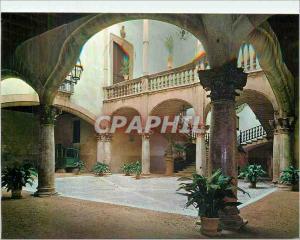 Moderne Karte Palma de Mallorca Patio del Palacio Vivet