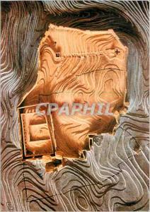 Moderne Karte Jerusalem The Relief of the Soil Model