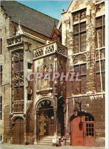 Moderne Karte Bruges Bibliotheque Communale