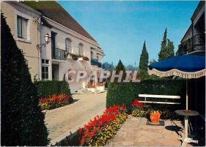 Moderne Karte Valencay Indre Hotel d'Espagne Relais de Campagne