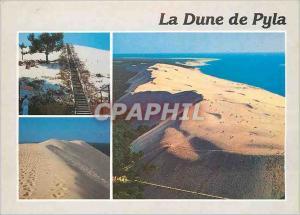 Moderne Karte Pyla sur Mer Gironde