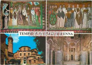 Moderne Karte Tempio di S Vitale Ravenna