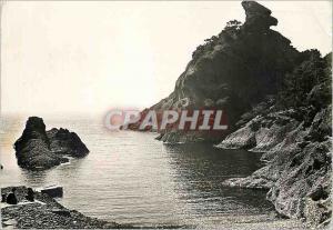 Moderne Karte Ciotat (Bouches du Rhone) Foguerolles le Lion