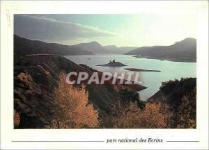 Moderne Karte Parc national des Ecrins