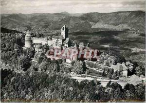 Moderne Karte Le Chateau de Haut Koenigsbourg (Bas Rhin)