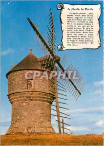 Moderne Karte Le Moulin du Diable Guerande