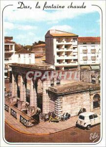 Moderne Karte Dax la Fontaine Chaude Dax