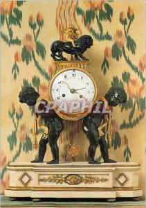Moderne Karte Musee des Arts decoratifs Lyon Pendule signee Maniere a Paris